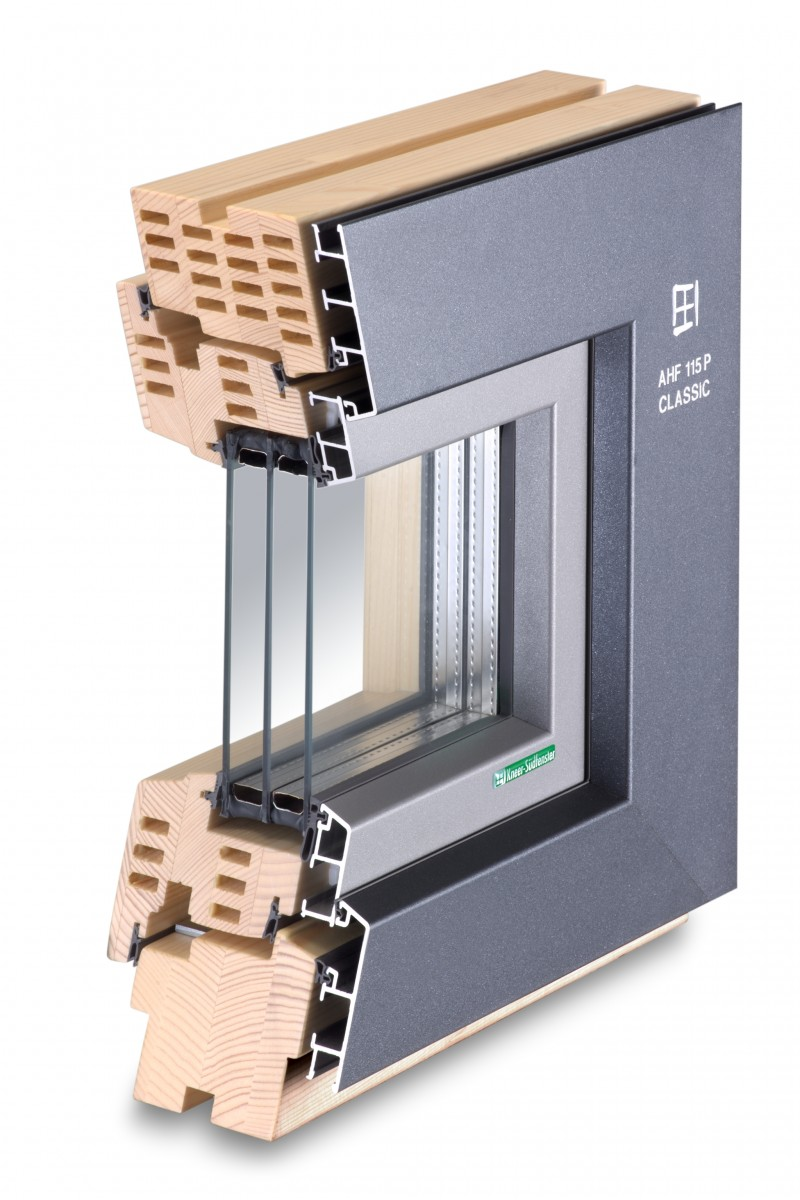 High Quality Passive House Windows