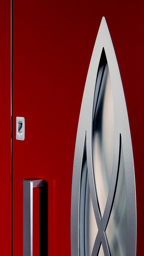 Entry Door Security