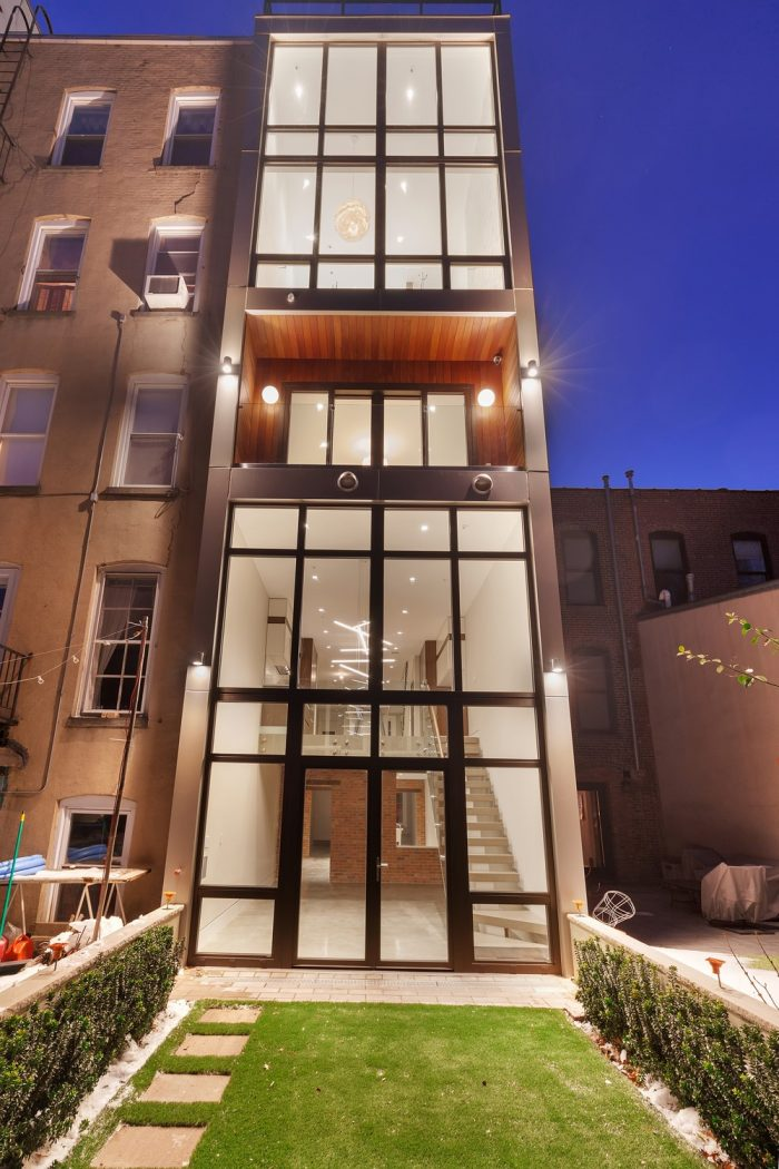 Hoboken, New Jersey - Window Wall - Contemporary Project