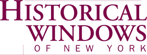 Historical Windows of New York Logo